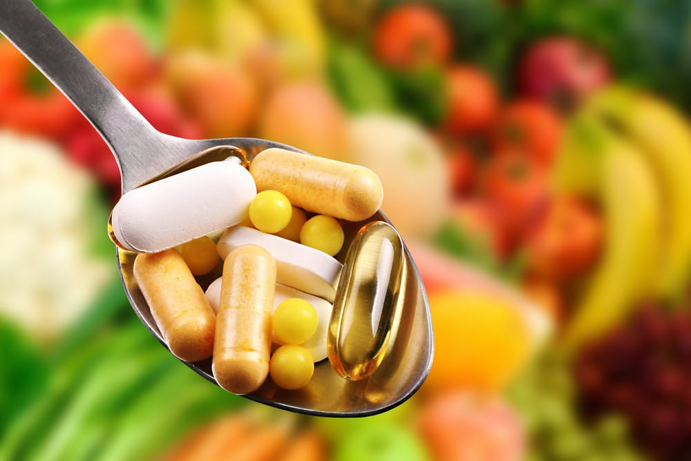 vitamins for diet and weight loss