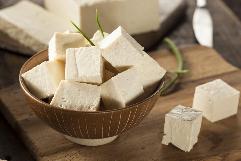 is sesame tofu vegan