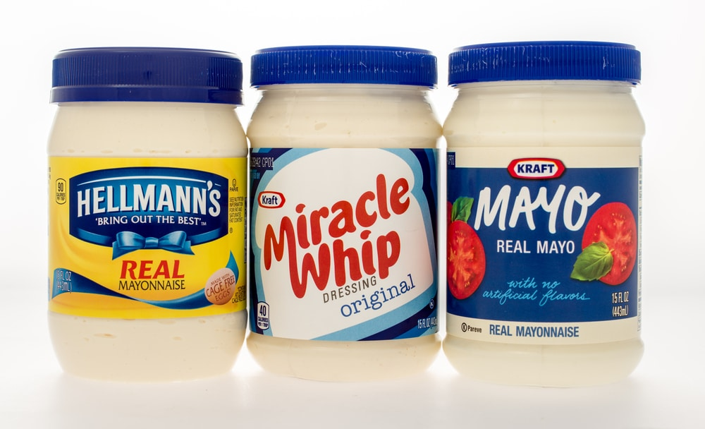 is miracle whip keto approved