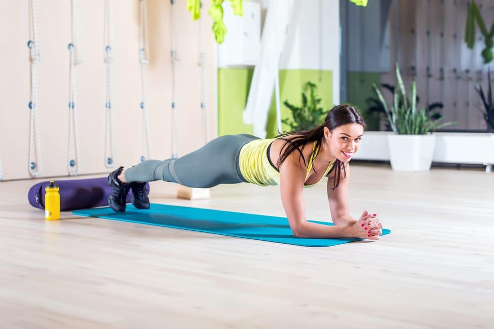 28 day plank challenge app