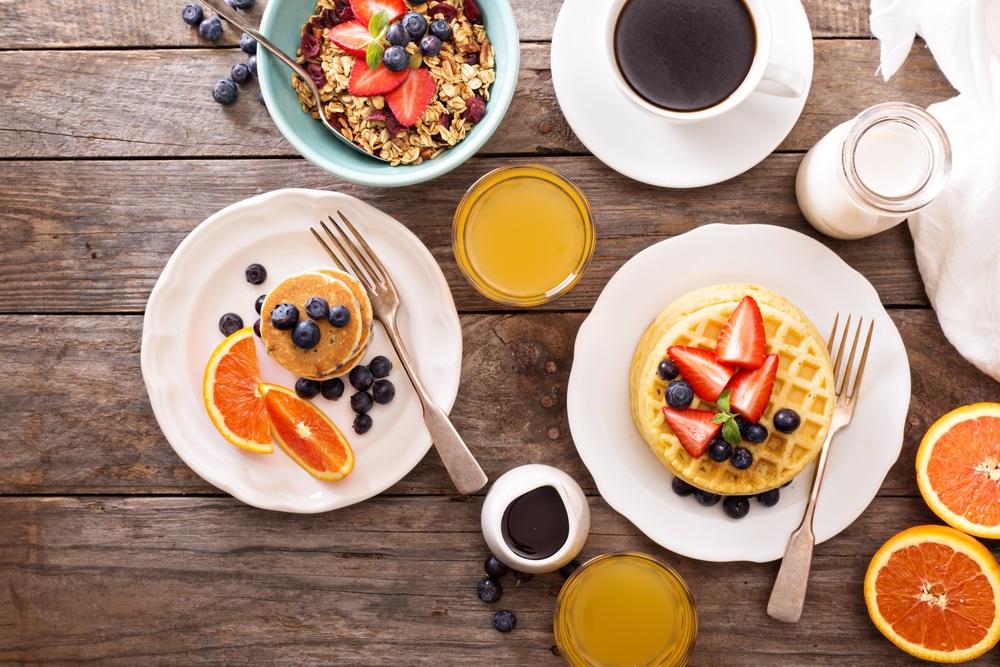 500 calorie breakfast ideas