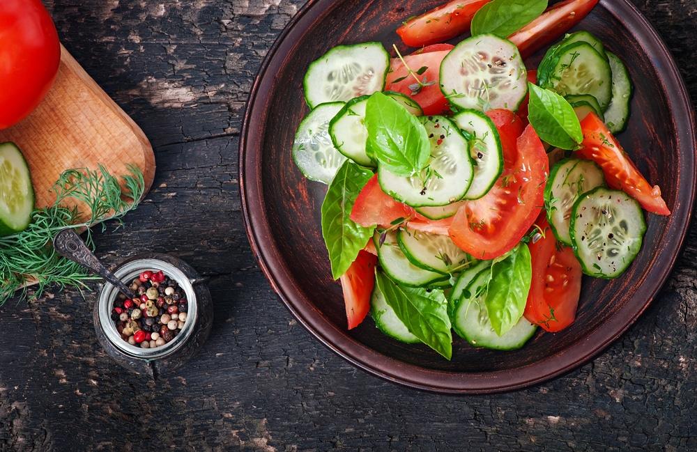 least calorie dense foods