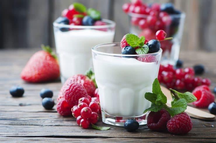 frozen yogurt on keto diet