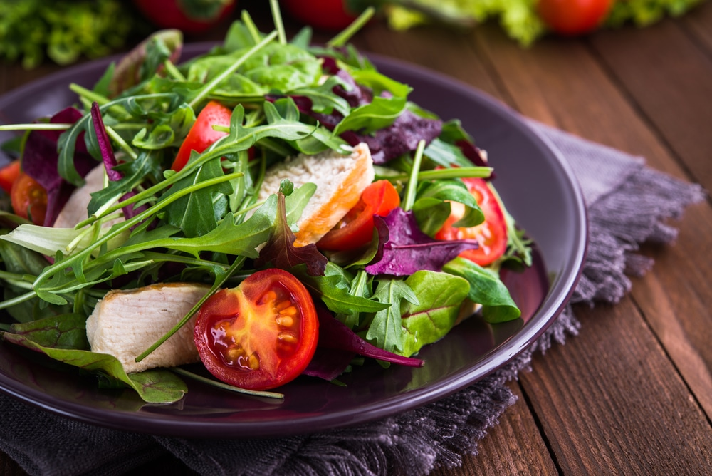 high calorie nutrient dense foods