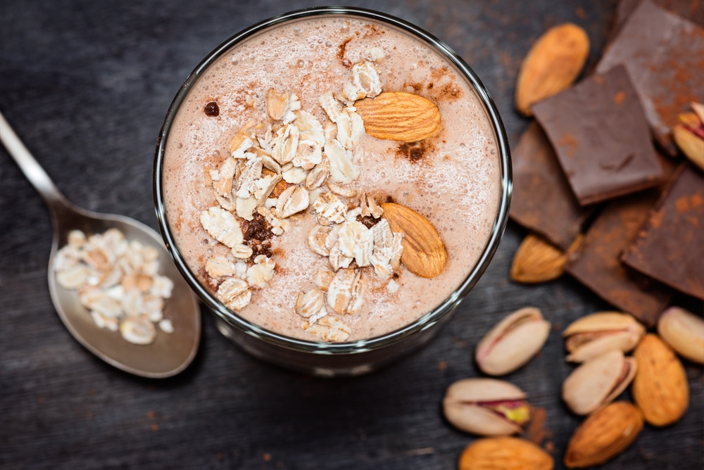 oat smoothie weight loss