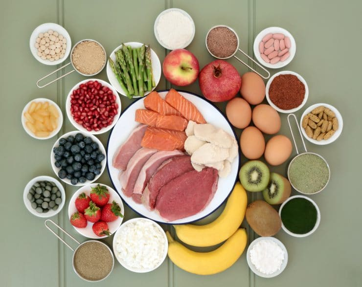 foods that contain all essential amino acids