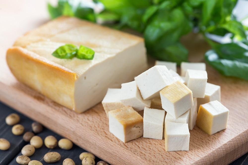 is coconut tofu vegan