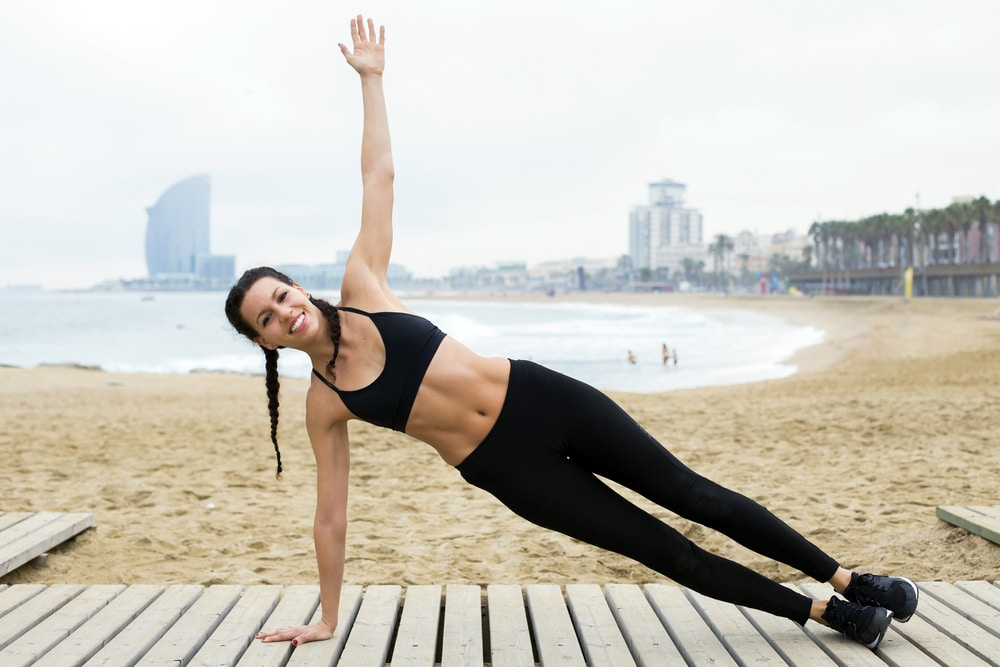 best exercise to lose belly fat for women