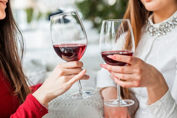 does wine make you fat