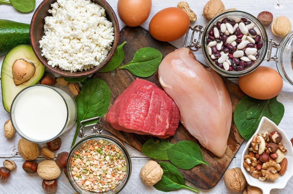 most calorie dense foods