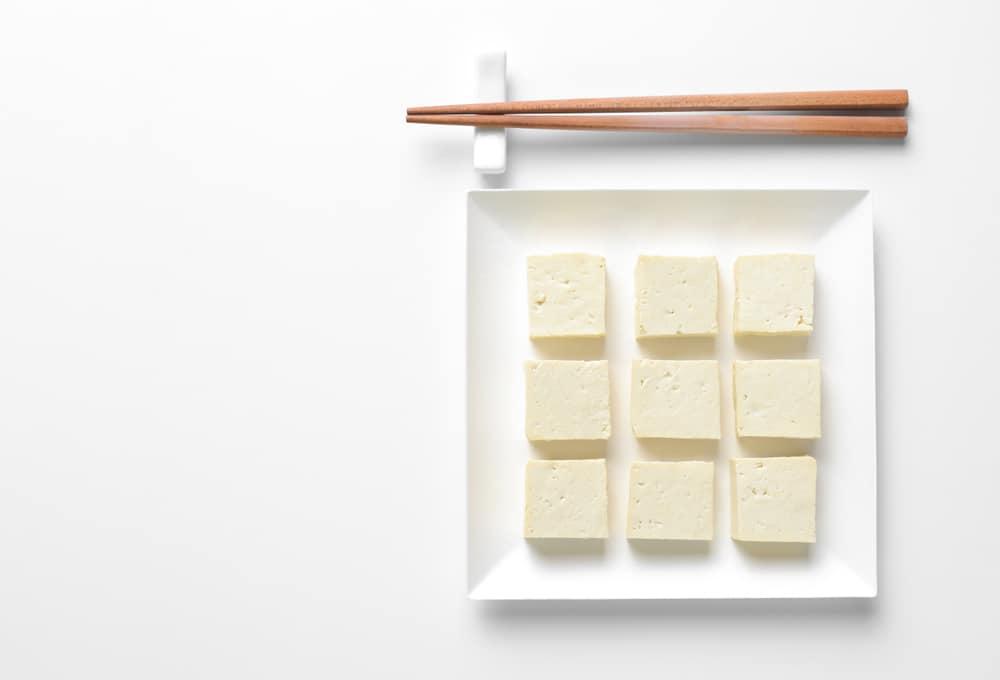 is tofu vegan