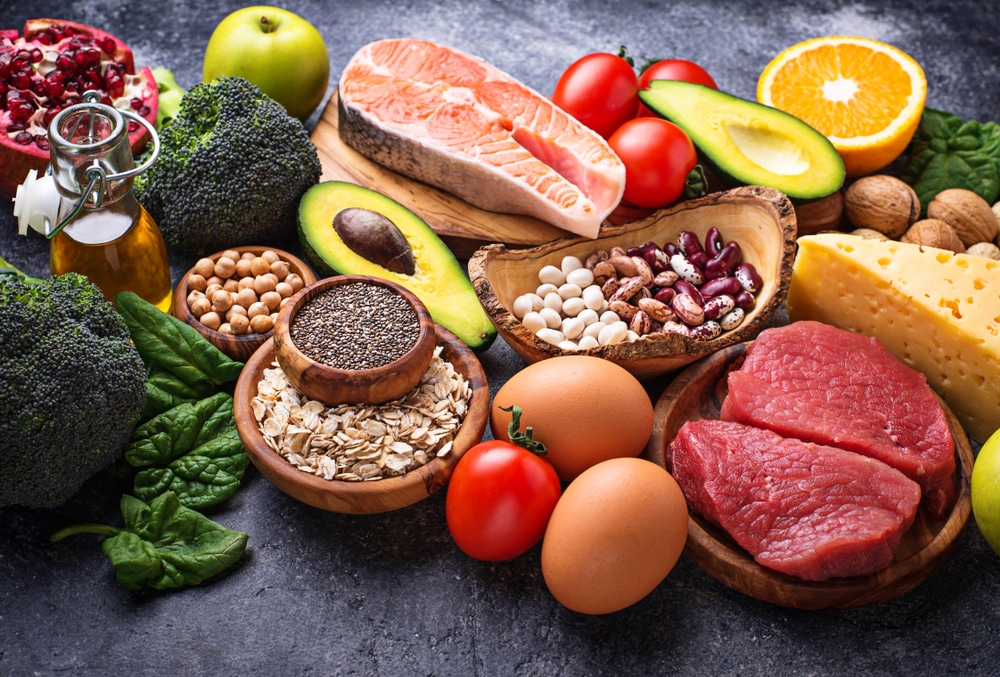 best protein foods for bulking