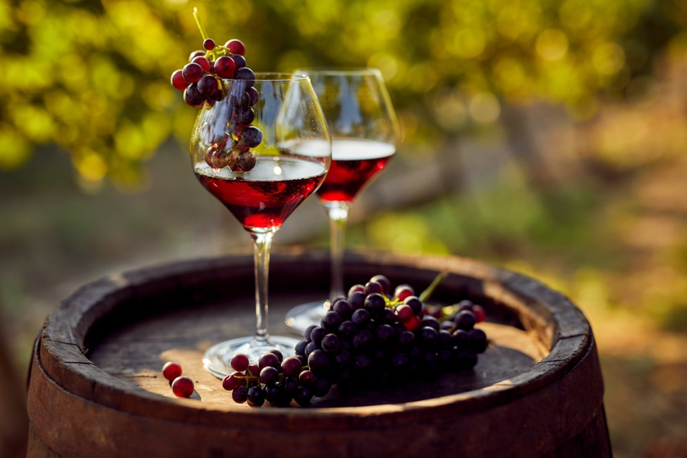 is sweet red wine good for you