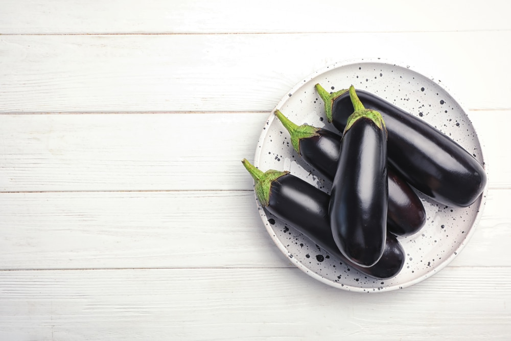 health benefits of eggplant for weight loss
