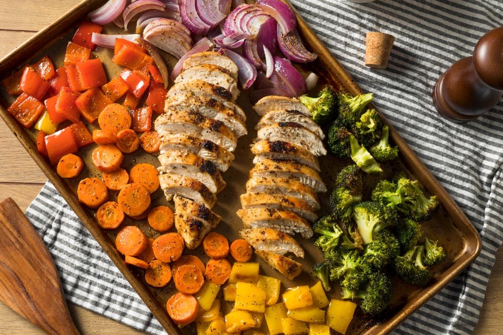 food list for keto eating for women over 50