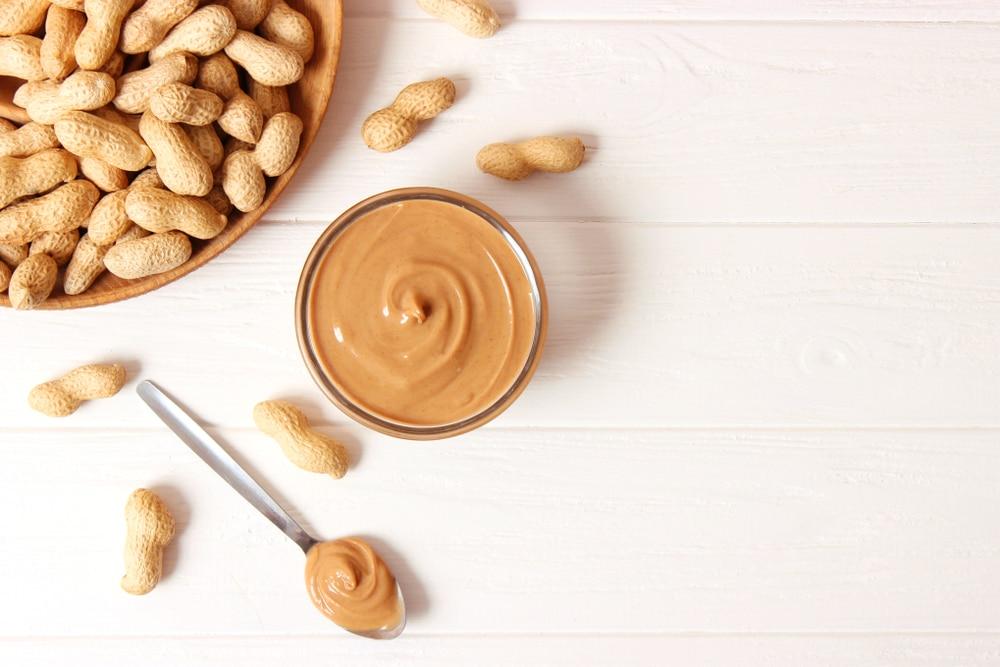 eating peanut butter on keto diet