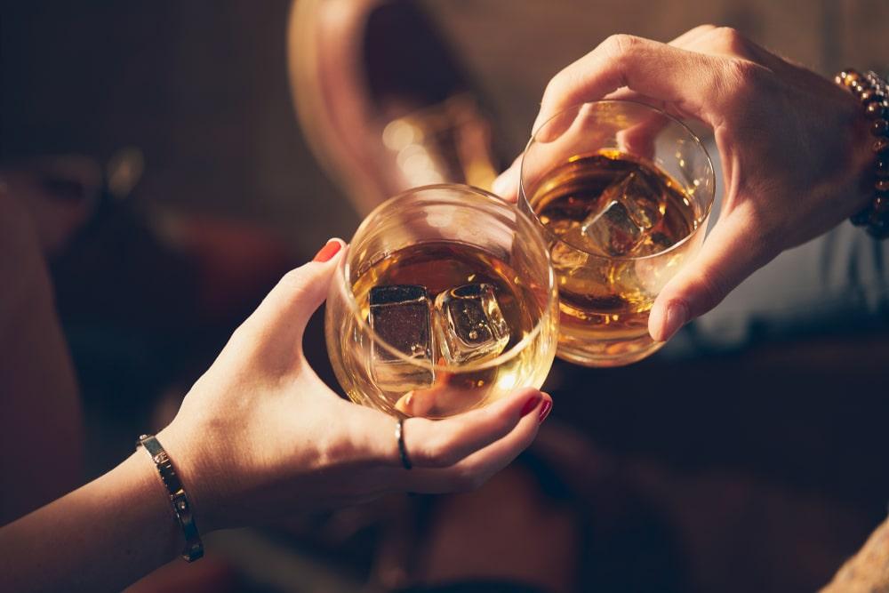 whiskey keto