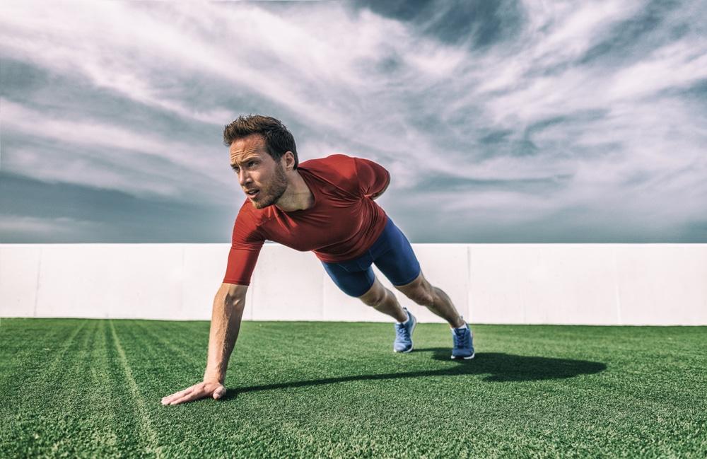 health benefits of push ups everyday