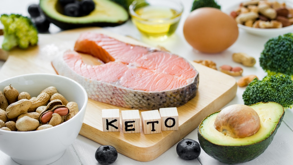 eating eggs to bust a plateau in weight loss on keto