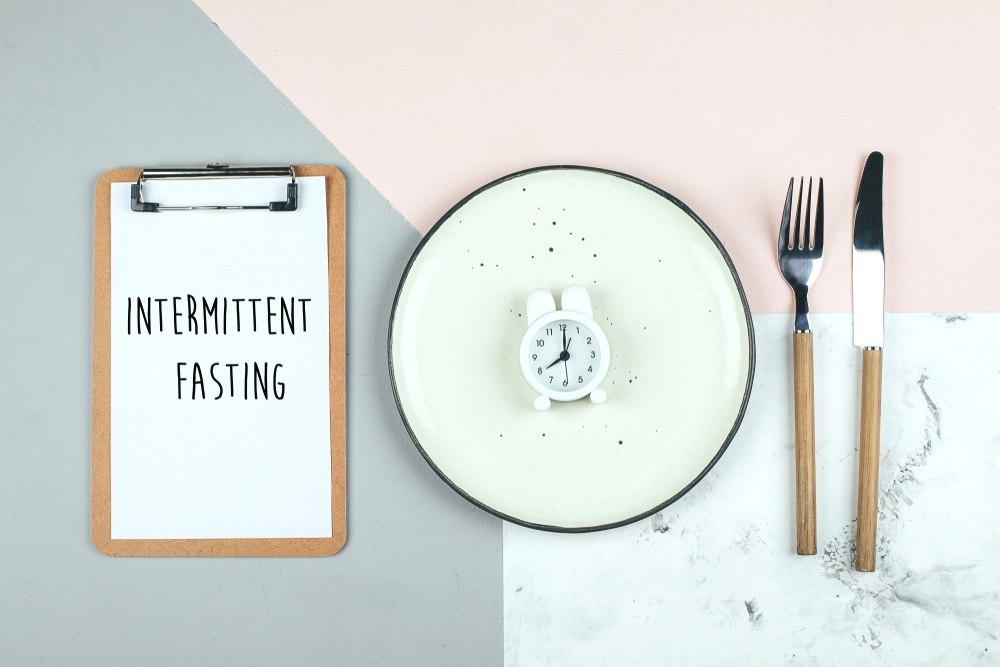 low carb intermittent fasting