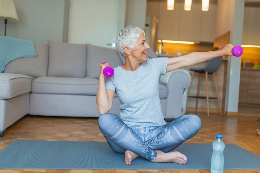 keto and exercises for women over 50