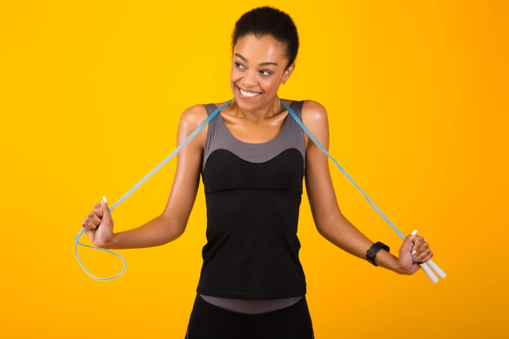 benefits of jump rope training
