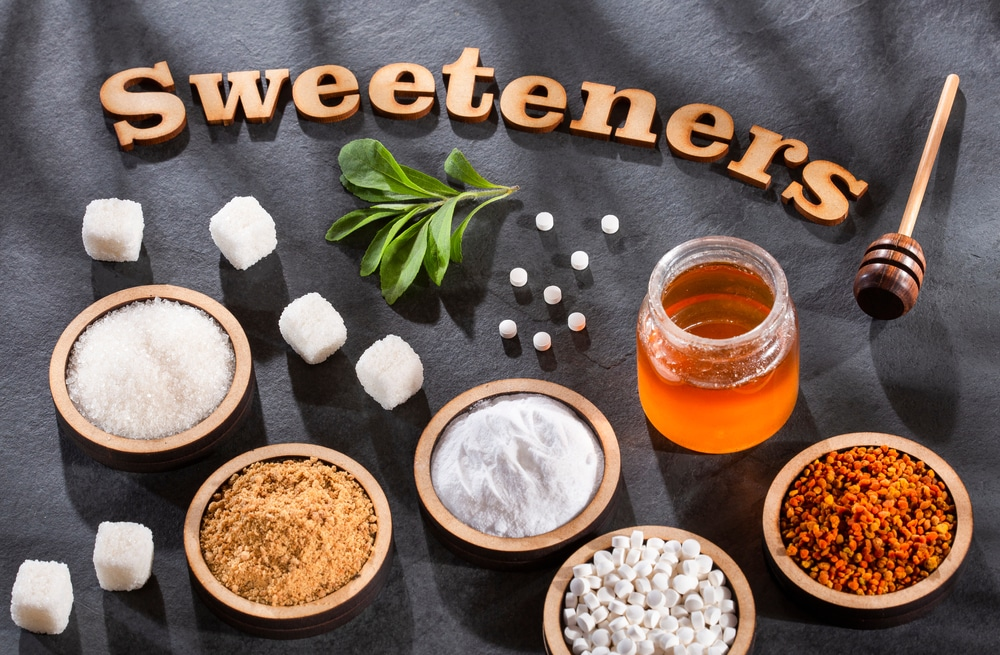 natural sweeteners for coffee