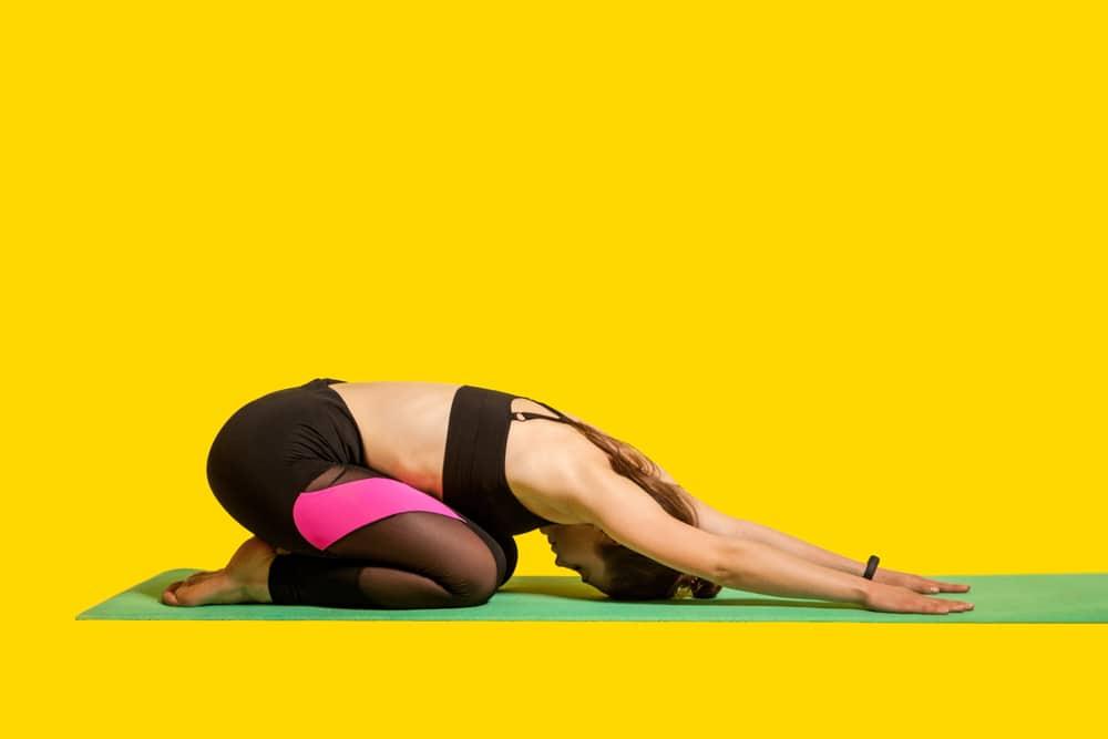 beginner hip stretches