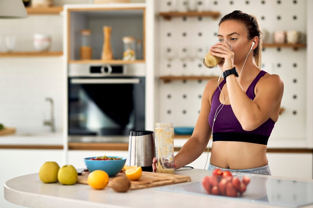 building muscle lose fat vegan meal plan