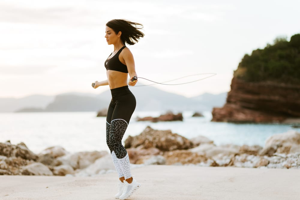 benefits of jump rope exercise