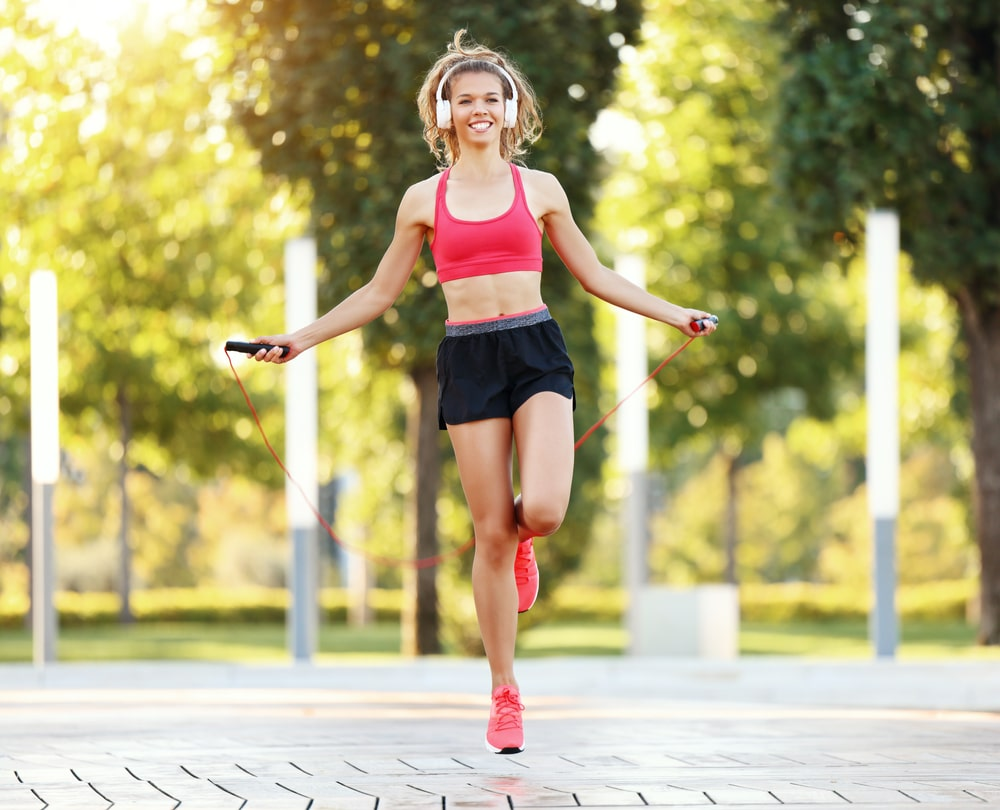 benefits of weighted jump rope