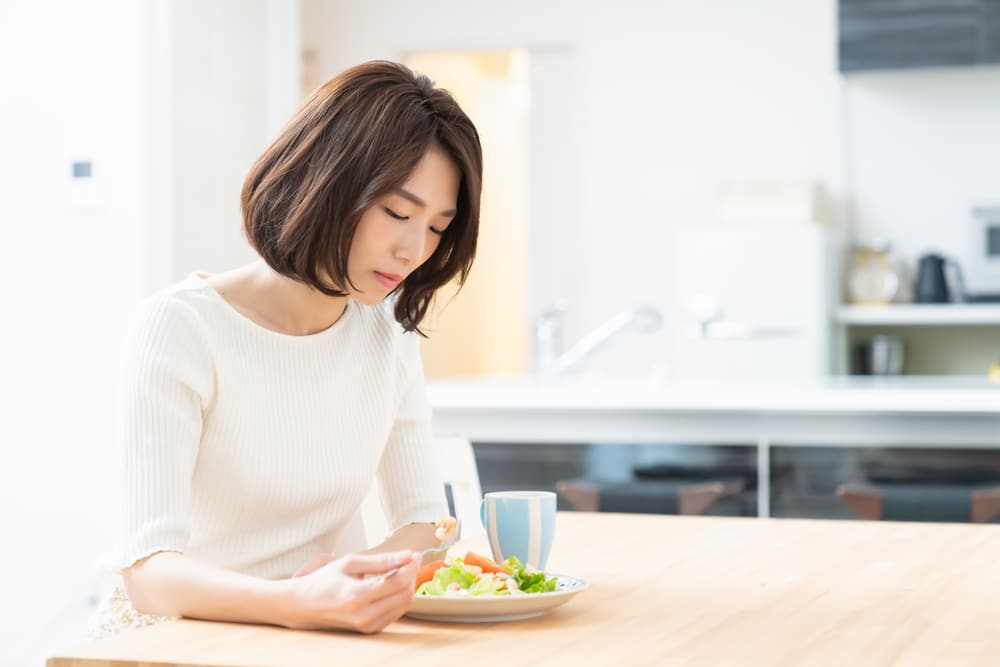 nutrition benefits of eating slowly