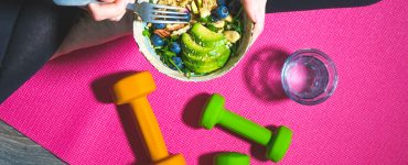 raw vegan muscle building meal plan