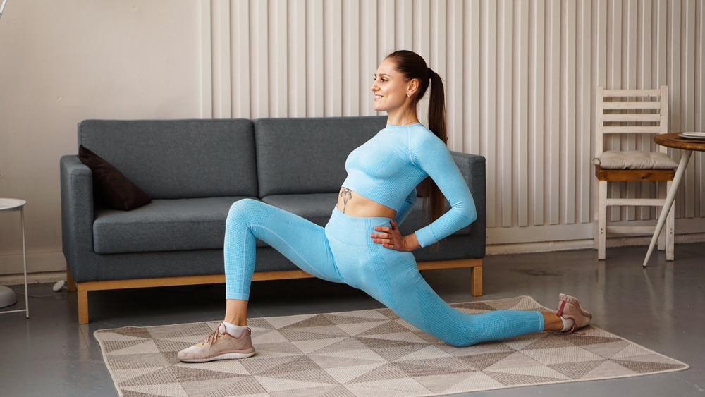 low lunge variations