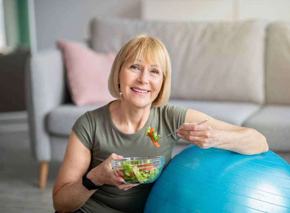 best way to lose weight at 70