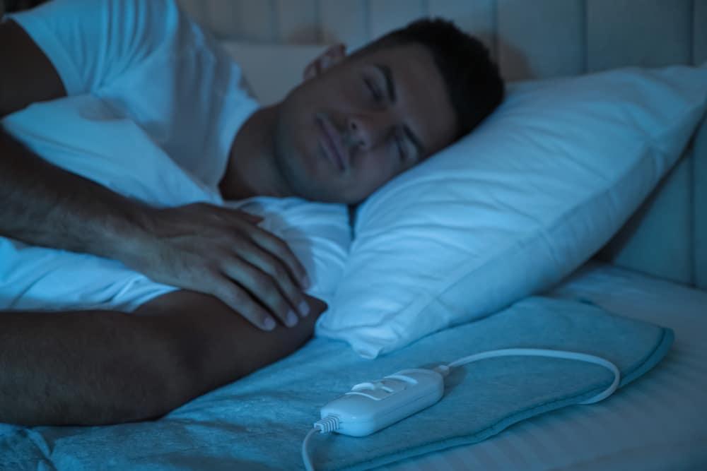do you burn calories when you sleep