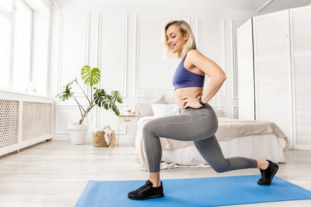 lunge exercise variations