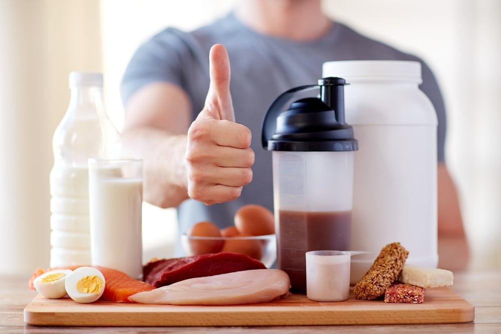 bodybuilders breakfast ideas