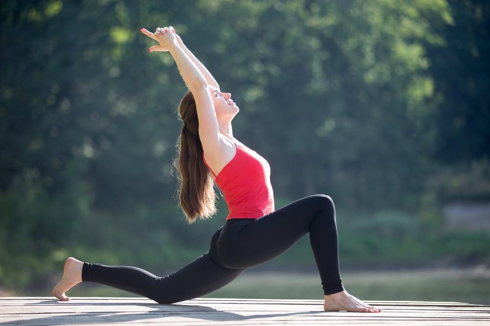 beginner stretches