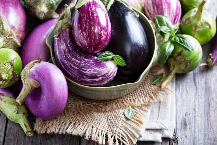 eggplant for weight loss