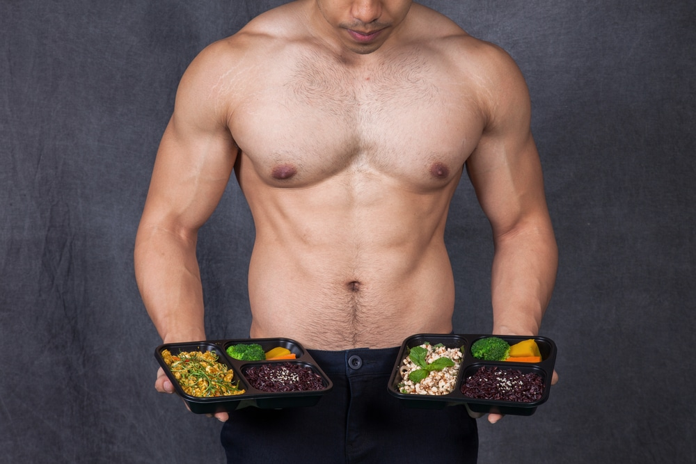 vegan muscle building meal and exercise plan