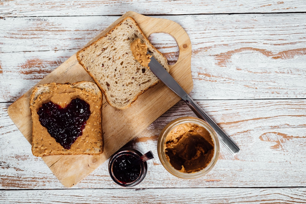 things to put peanut butter on for keto diet