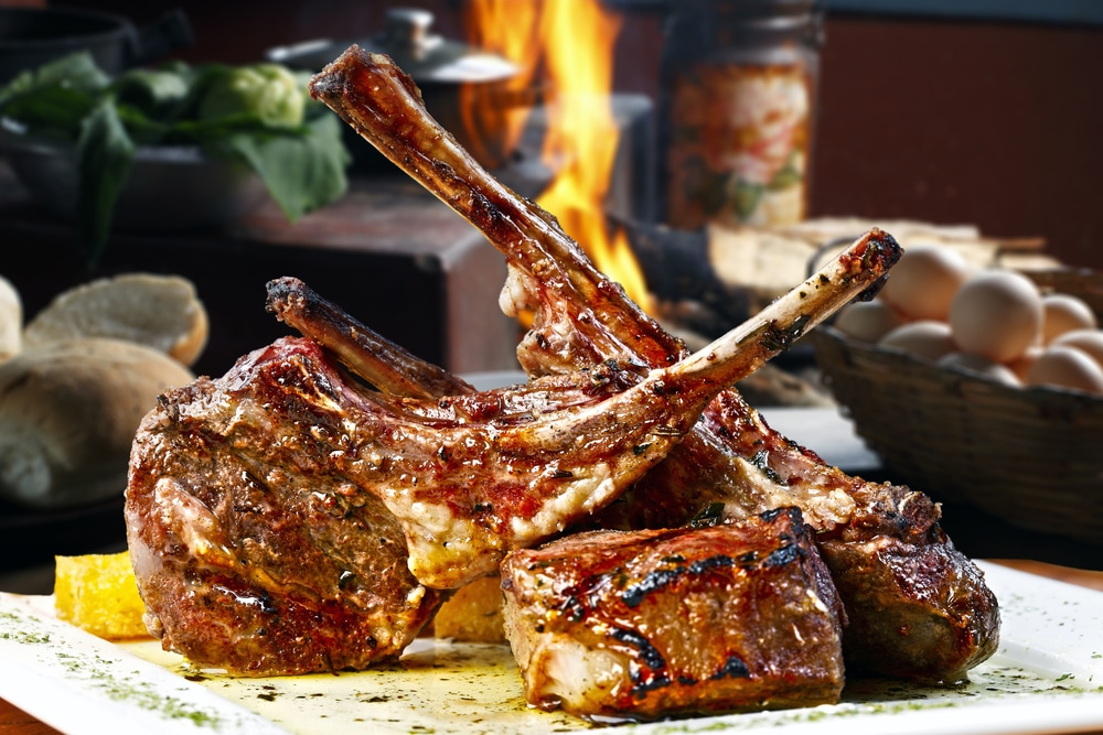 lamb meat vs deer meat nutrition