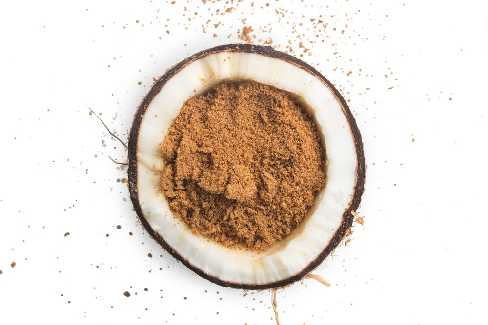 coconut sugar vs stevia