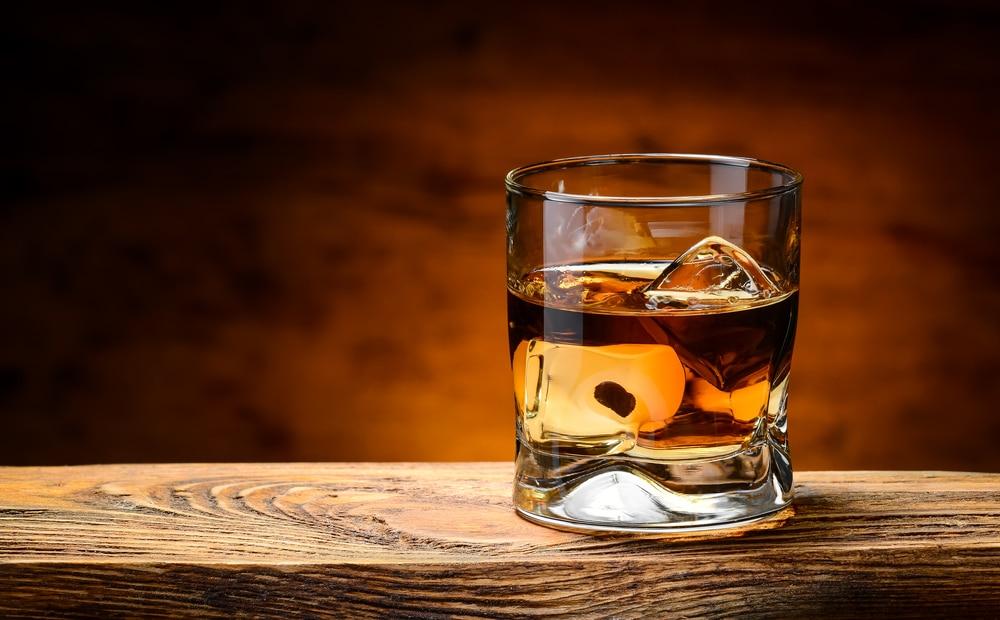 pint of whiskey