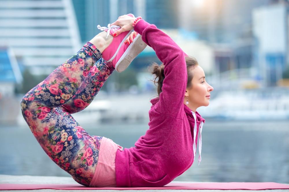 intermediate yoga poses