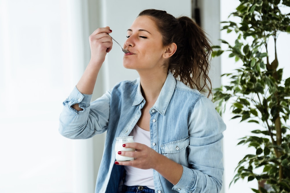 low fat or no fat yogurt is best for weight loss
