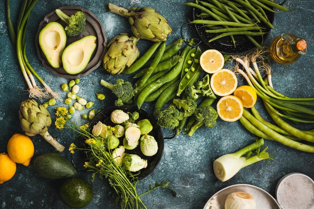 vegetarian vs pescetarian for muscle gain