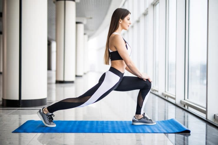 beginner stretches for flexibility