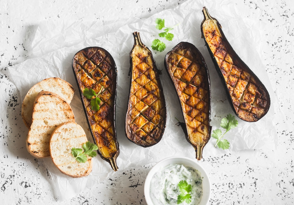 eggplant diet for weight loss